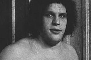 Andre the Giant Death Cause and Date