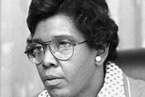 Barbara Jordan Death Cause and Date