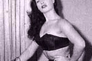 Bettie Page Death Cause and Date