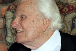 Billy Graham Death Cause and Date
