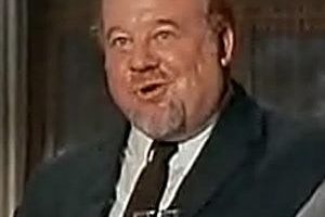 Burl Ives Death Cause and Date
