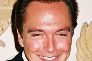 David Cassidy Death Cause and Date