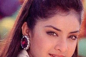 Divya Bharti Death Cause and Date