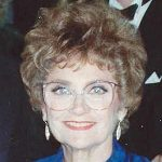 Estelle Getty Death Cause and Date