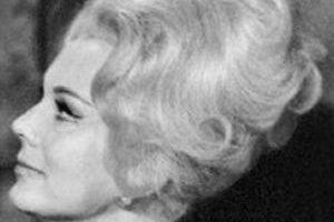 Eva Gabor Death Cause and Date