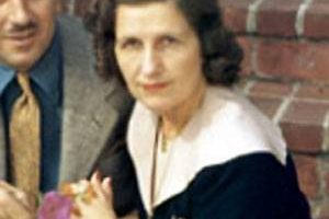 Lillian Disney Death Cause and Date