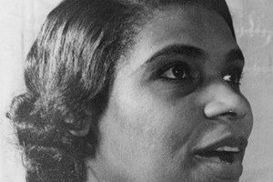Marian Anderson Death Cause and Date