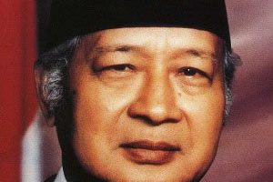 Suharto Death Cause and Date