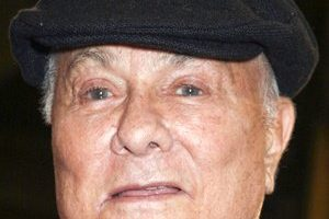 Tony Curtis Death Cause and Date