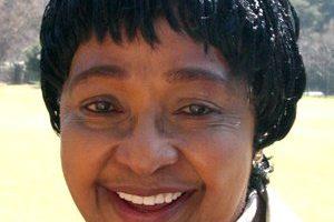 Winnie Madikizela Mandela Death Cause and Date