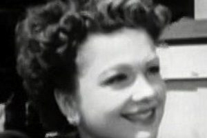 Anne Baxter Death Cause and Date