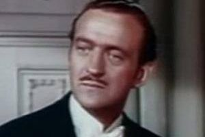 David Niven Death Cause and Date