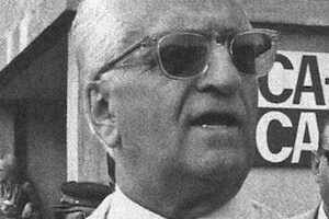 Enzo Ferrari Death Cause and Date