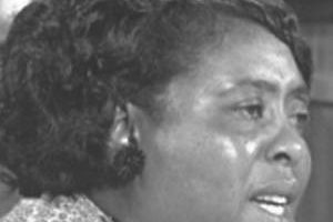Fannie Lou Hamer Death Cause and Date