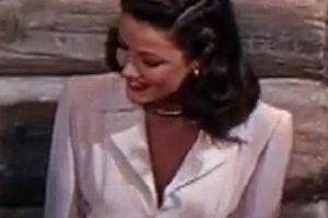 Gene Tierney Death Cause and Date