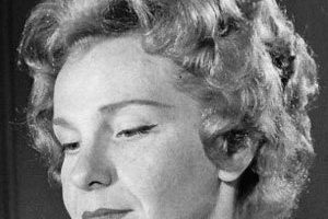 Geraldine Page Death Cause and Date