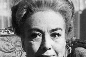Joan Crawford Death Cause and Date