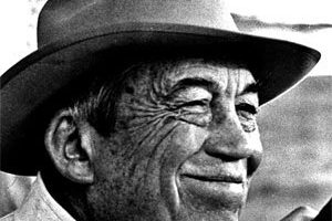 John Huston Death Cause and Date