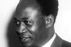 Kwame Nkrumah Death Cause and Date