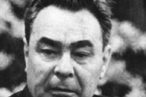Leonid Brezhnev Death Cause and Date