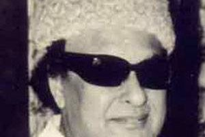 MG Ramachandran Death Cause and Date