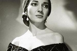 Maria Callas Death Cause and Date