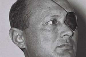 Moshe Dayan Death Cause and Date