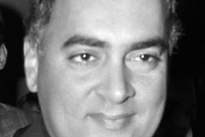 Rajiv Gandhi Death Cause and Date