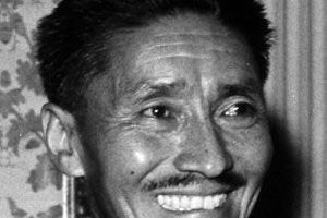 Tenzing Norgay Po Death Cause and Date