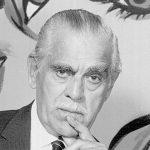 Boris Karloff Death Cause and Date
