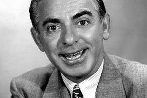 Eddie Cantor Death Cause and Date