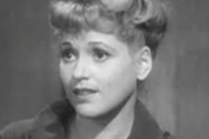Judy Holliday Death Cause and Date