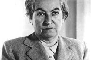 Gabriela Mistral Death Cause and Date