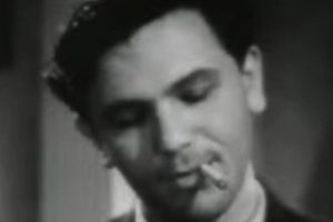 John Garfield Death Cause and Date