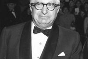 Louis B. Mayer Death Cause and Date