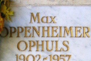 Max Ophuls Death Cause and Date