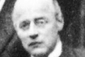 Owen Willans Richardson Death Cause and Date