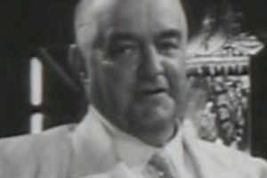Sydney Greenstreet Death Cause and Date