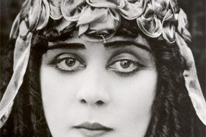 Theda Bara Death Cause and Date