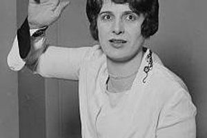 Aimee Semple McPherson Death Cause and Date