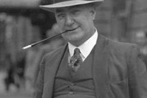 Edgar Wallace Death Cause and Date
