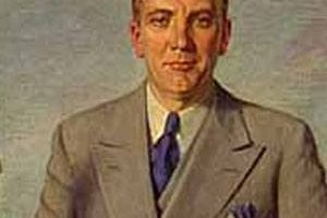 Floyd B. Olson Death Cause and Date