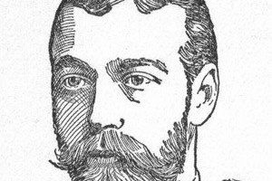 George V Death Cause and Date