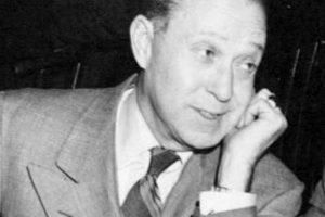 Harry Langdon Death Cause and Date