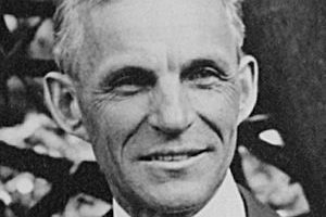 Henry Ford Death Cause and Date