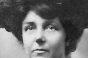 Hilda Hewlett Death Cause and Date