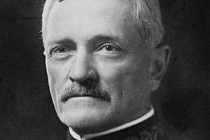John J. Pershing Death Cause and Date