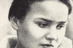 Salomeja Neris Death Cause and Date