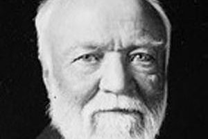 Andrew Carnegie Death Cause and Date