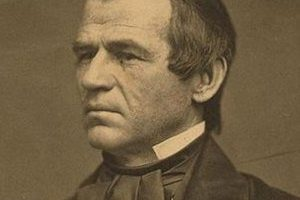 Andrew Johnson Death Cause and Date